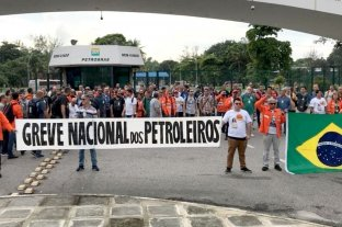Juez declara ilegal la huelga en Petrobras