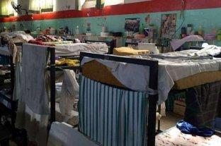 Un preso de la cárcel de devoto dio a conocer que vendían droga en su pabellón y lo empalaron