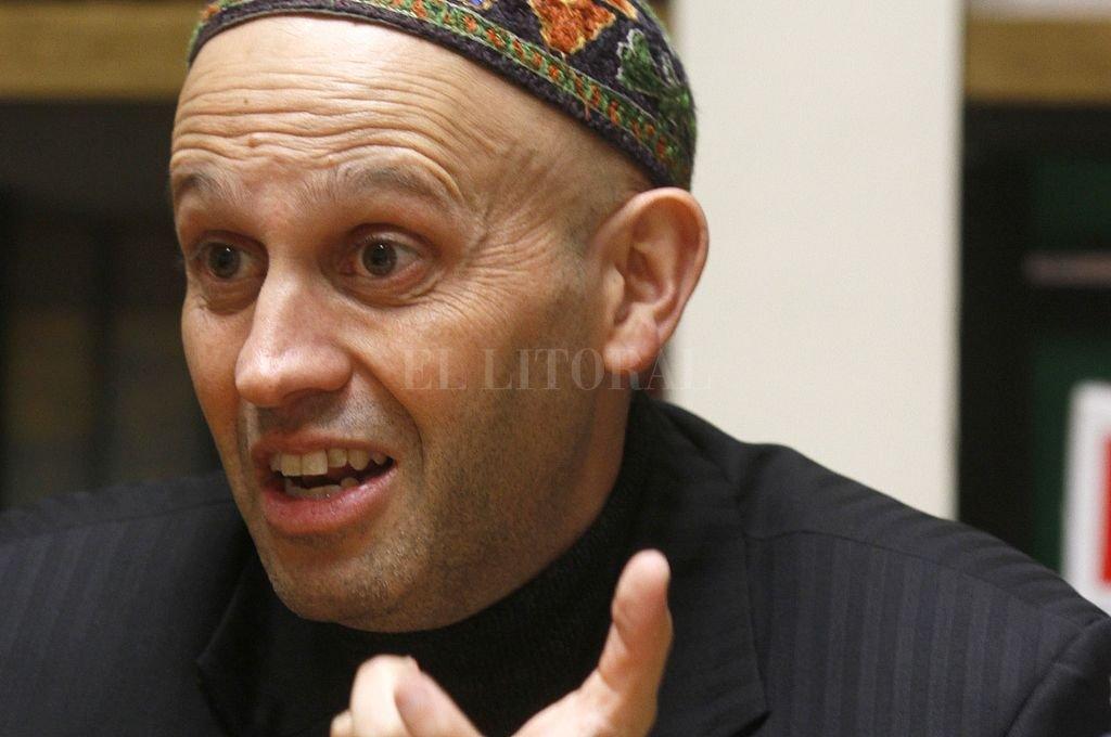 El rabino Sergio Bergman fue ministro de Ambiente de la Nación durante la gestión de Mauricio Macri. Crédito: Archivo El Litoral