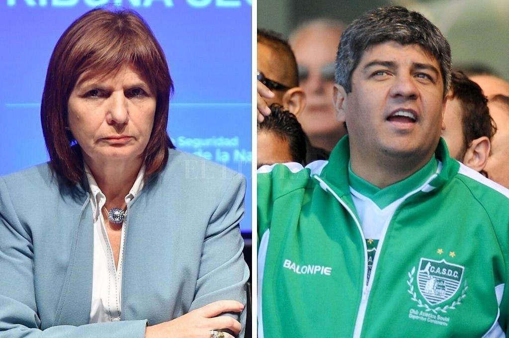 Bullrich y Moyano. Crédito: Archivo El Litoral