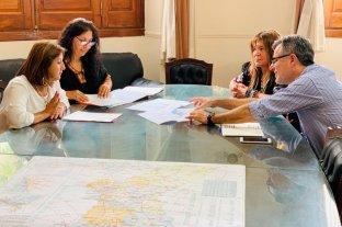 El municipio realiza gestiones para  continuar las obras del Plan Hábitat