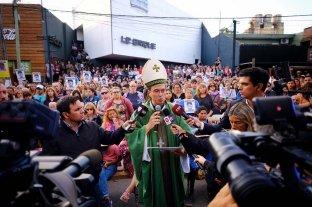 """Villa Gesell pidió """"justicia por Fernando"""" con una misa en el lugar del crimen -  -"""
