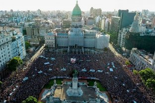 Los casos policiales que convocaron a grandes marchas en el país -  -