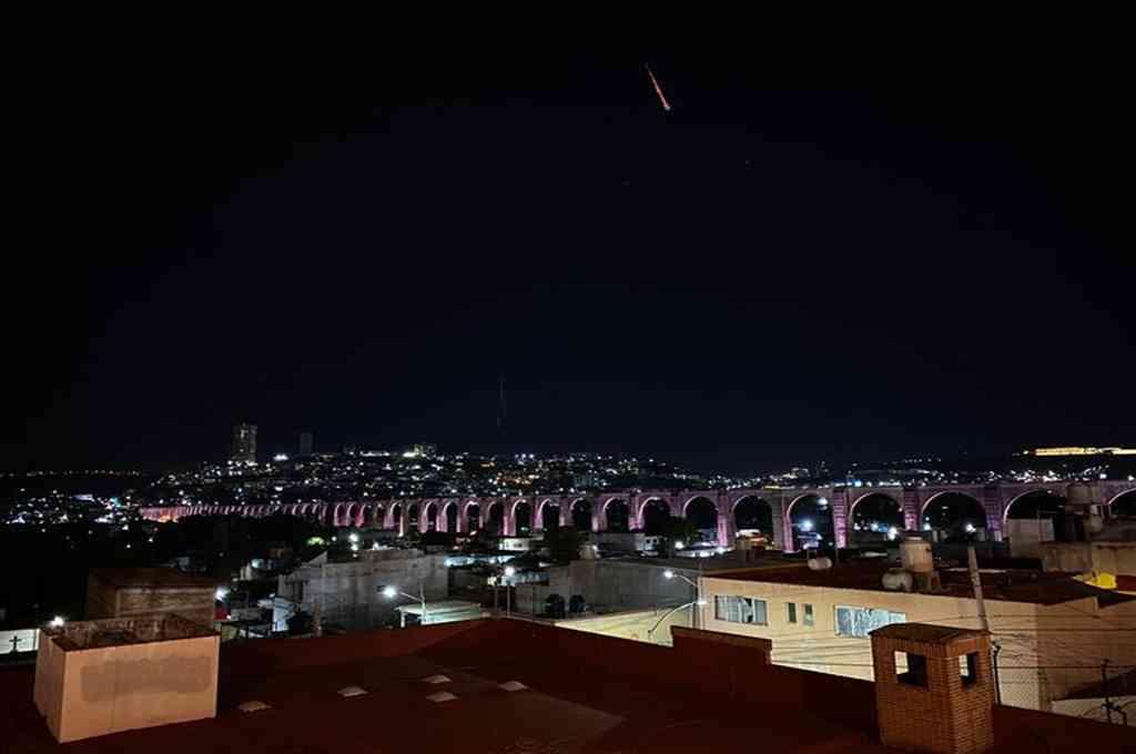 Protección civil confirma avistamiento de meteorito en México; no se reportan daños