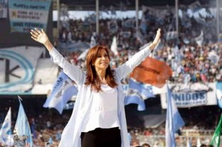 Cristina Kirchner celebra sus 67 años y es tendencia en las redes sociales