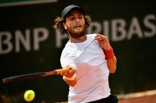 Tenis: Trungelliti fue rápidamente eliminado en Bérgamo