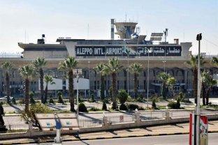El aeropuerto de Alepo reabre ocho años después de su cierre