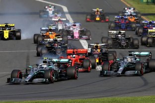 Fórmula 1: Todo lo que tenes que saber de la temporada 2020