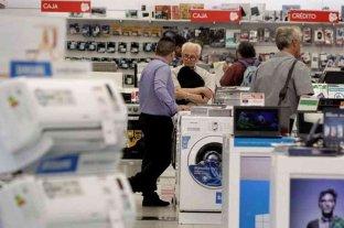 La compra de electrodomésticos cayó un 24% en 2019