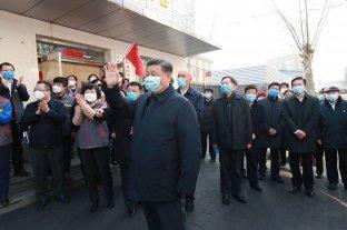 Xi Jinping pidió mayor protección para los profesionales sanitarios que combaten el coronavirus