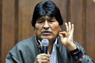 El órgano electoral boliviano dice que aún no decidió sobre la candidatura de Evo Morales
