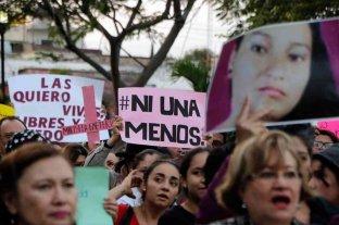 México eleva a 65 años las penas por feminicidio