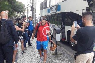 El plantel de Unión ya está instalado en Belo Horizonte -  -