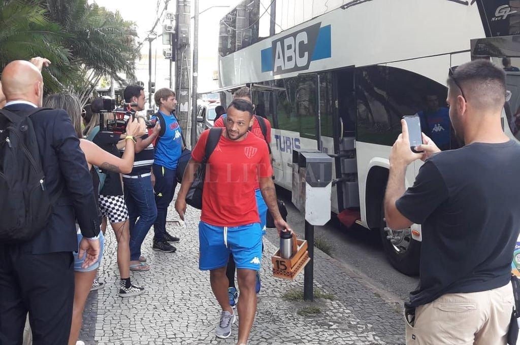 Unión resistió en Brasil, se clasificó e hizo historia
