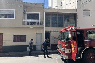 Paraná: vecinos denunciaron un incendio, pero solo se quemaba la comida