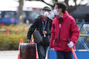 Evacuaron a ocho argentinos que estaban en Wuhan -  -