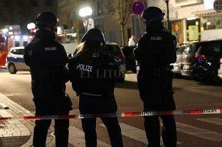 Varios muertos en dos tiroteos en la ciudad alemana de Hanau -  -