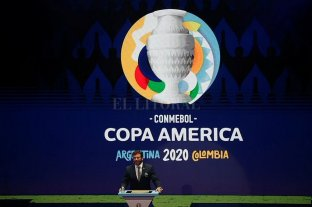 Presentaron el plan de seguridad para la Copa América 2020 -  -
