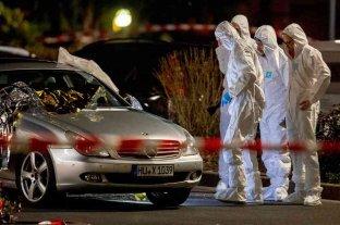 Once muertos en un presunto ataque de extrema derecha en Alemania