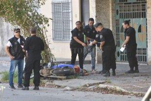 Asesinato a plena luz del día en Santa Fe -