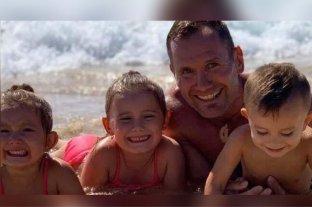 Un ex rugbier asesinó a su familia: prendió fuego el auto con su mujer y sus tres pequeños hijos adentro -