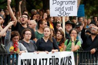 Cronología de los últimos ataques ultraderechistas en Alemania
