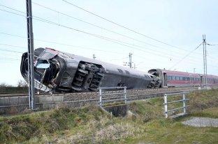 Australia: dos muertos en un descarrilamiento ferroviario