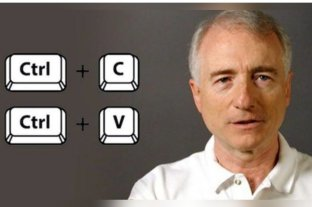 """Murió Larry Tesler, el inventor de la función """"cortar, copiar, pegar"""""""