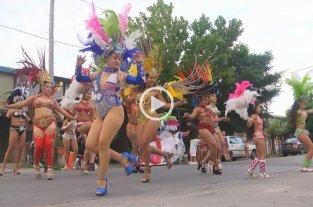 Santa Fe Cordial, la comparsa santafesina con 45 años de historia -
