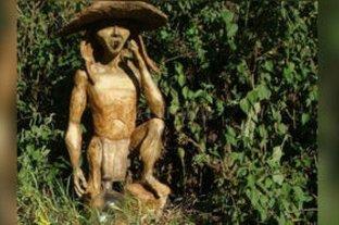 Paraguay: asegura que lo secuestró el Pombero