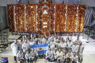 Parte a Cabo Cañaveral el satélite argentino SAOCOM 1B -  -