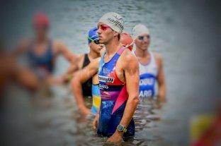 Gastón Latournerie, el nuevo exponente del triatlón santafesino -  -
