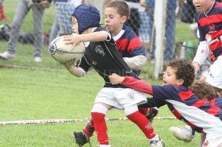 Universitario convoca a los entrenamientos de rugby infantil