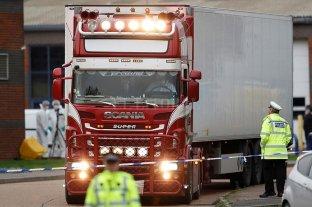 Vietnam acusa a siete personas por los 39 muertos en el camión de Londres