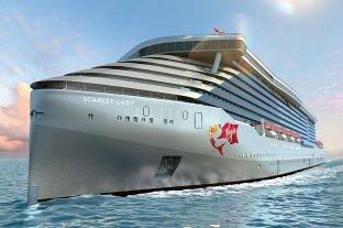 """Llegan los cruceros para turistas """"jóvenes"""""""