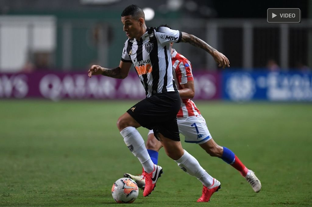 Unión pierde ante Atlético Mineiro -  -