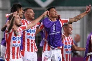 Bajo la lupa: El puntaje de los jugadores Tatengues vs Mineiro -  -