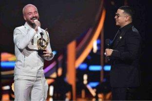 J Balvin fue homenajeado como Ícono Mundial en los Premio Lo Nuestro 2020
