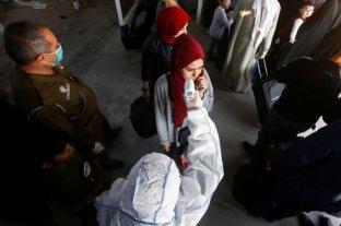 Coronavirus: Irak prohibió la entrada de iraníes en su territorio