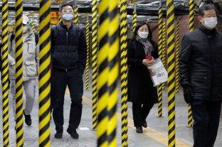 Corea del Sur elevó a 156 los enfermos por el coronavirus con 52 nuevos contagios