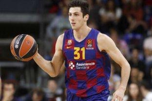 El cordobés Bolmaro buscará su lugar en el próximo Draft de la NBA