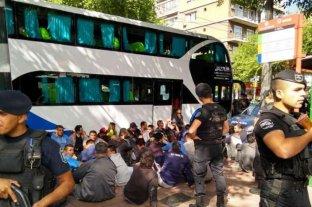 Mendoza: pelea en la vía pública entre sindicalistas deja heridos y 15 detenidos