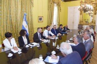 Arrancó en Casa Rosada el Consejo Económico y Social
