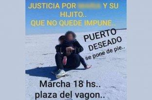 Concluyó la autopsia al nene hallado muerto en Puerto Deseado -  -