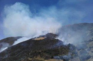 Se incendia un parque nacional en Venezuela