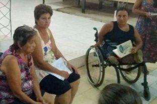 La Municipalidad aborda las problemáticas de accesibilidad junto a los vecinos