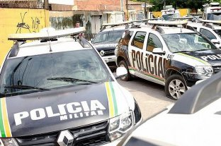 Cincuenta muertos en Brasil durante un motín policíal -  -