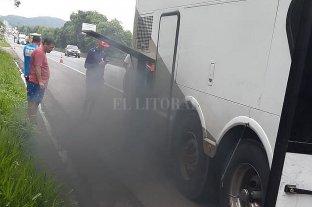 Hinchas de Unión quedaron varados en Brasil -