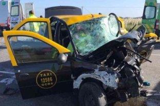 Un choque múltiple en la ruta 11 dejó un muerto y tres heridos -