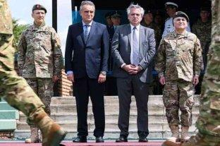 El Gobierno oficializó a los nuevos jefes de las fuerzas armadas -  -